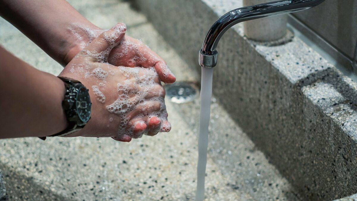 Laver-mains